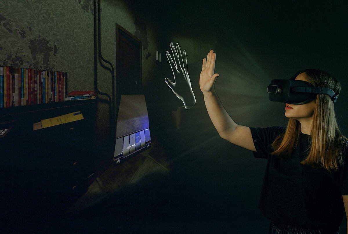 Картинки в виртуальными квестами